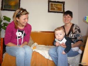 Dovada: Mama mea si Oana se cunosc ;-)